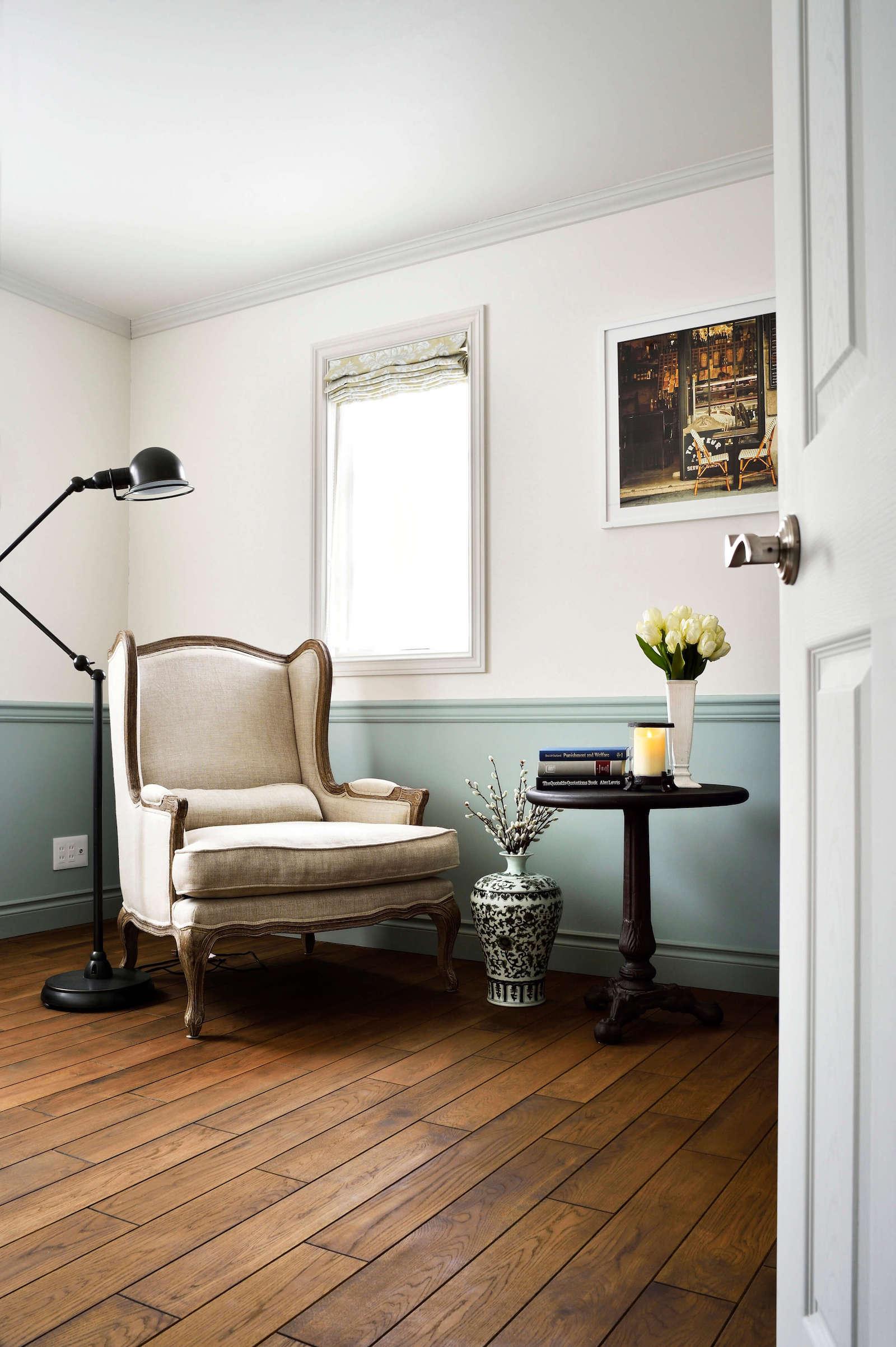 アパルトマン - パリスタイルの洋室